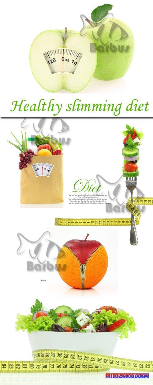 Healthy slimming diet / Здоровая диета