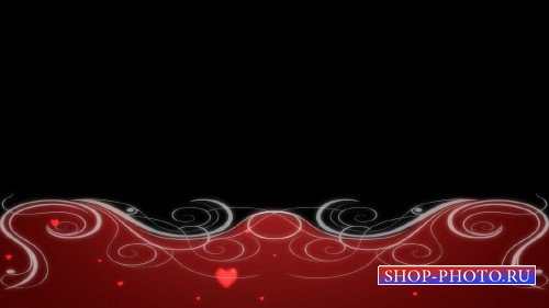 Супер романтический футаж - Волнующий момент жизни