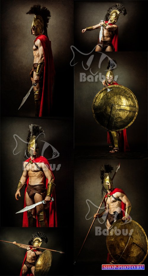 Roman legionary / Римский легионер