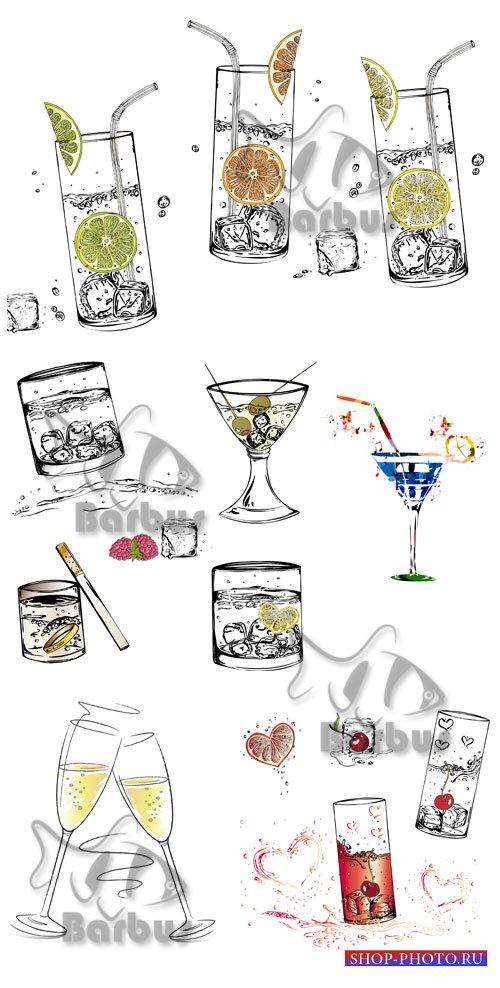 Cocktails and drinks / Коктейли и напитки