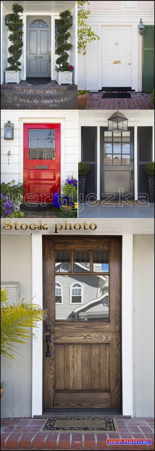 Входные двери / Front doors