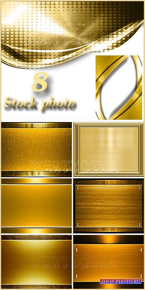Золотые фоны / Golden Backgrounds