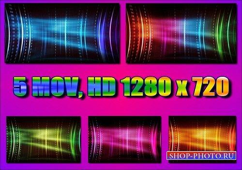 Сборник анимированных HD фонов