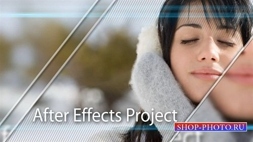 Sweet Memories folder - Project for After Effects