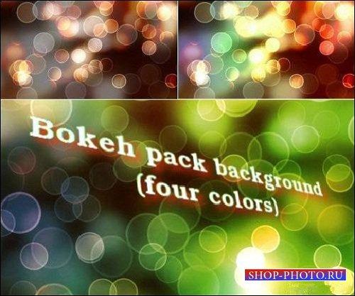 Подборка широкоформатных фоновых футажей с эффектом Bokeh