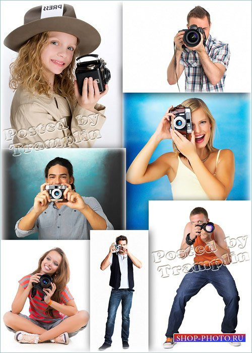 Клипарт – Я фотограф