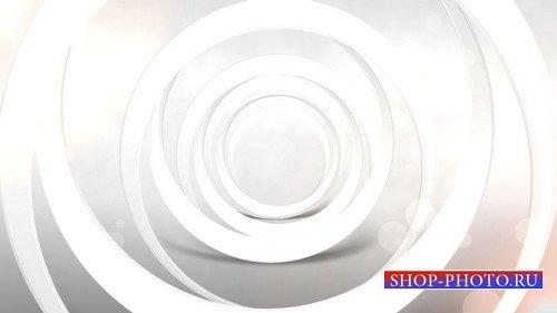 HD футаж Спиральное вращение