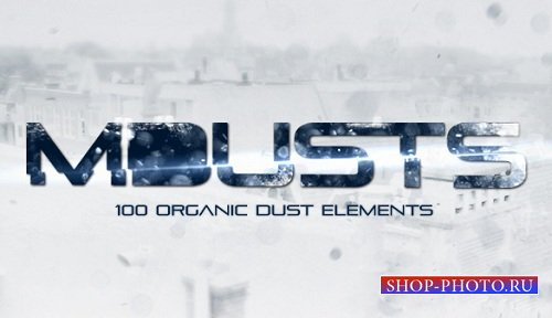 mDusts: 100 Organic Dust Elements MOV