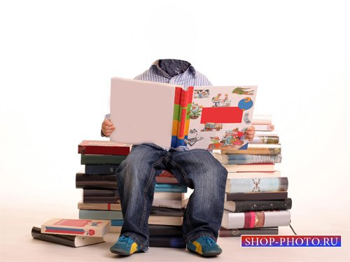 Шаблон детский - Подготовка к школе