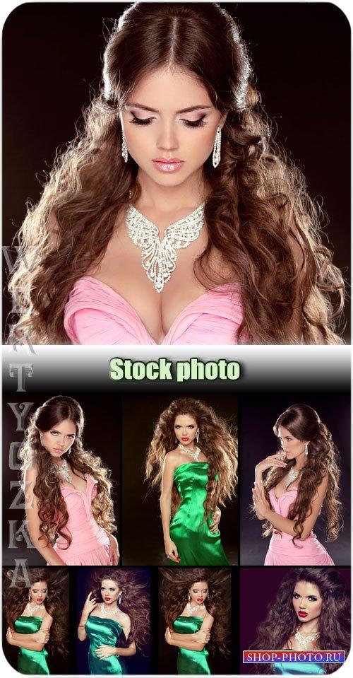 Шикарная девушка с длинными волосами / Gorgeous girl with long hair - Raste ...