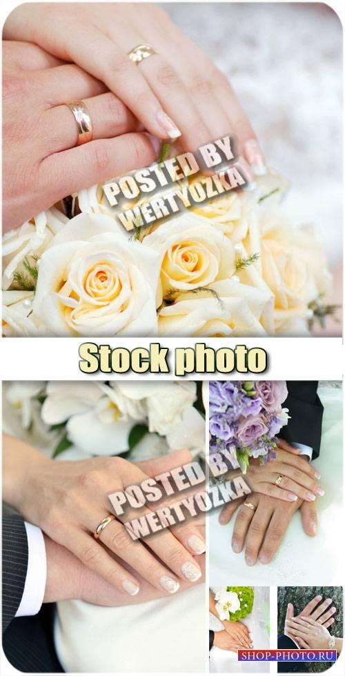 Свадьба руки жениха и невесты wedding