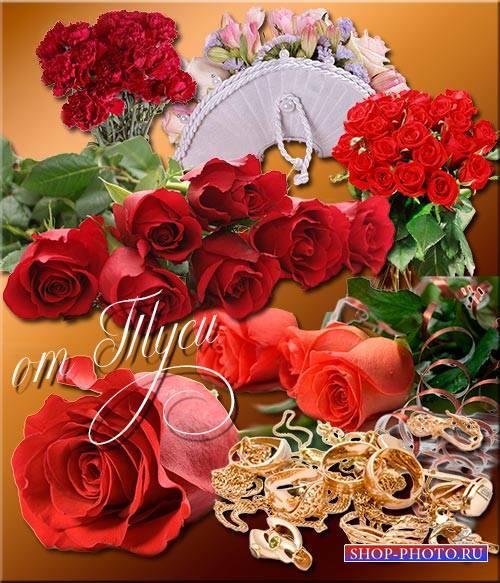 Клипарт - Чудесный мир любви и красоты