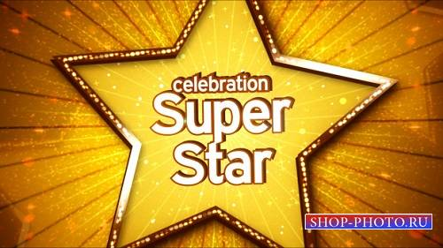 Проекты для After Effects - Celebration Super Star и Motion Graphics Juveni ...
