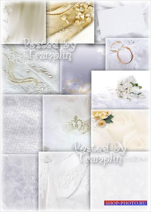 Свадебные фоны - Нежность чувств