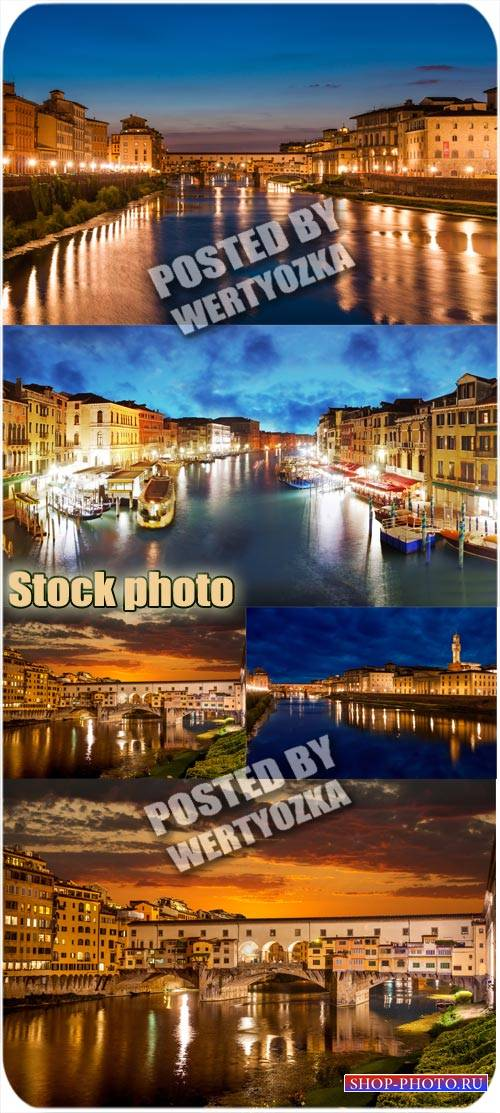 Ночная Венеция / Night Venice - stock photos