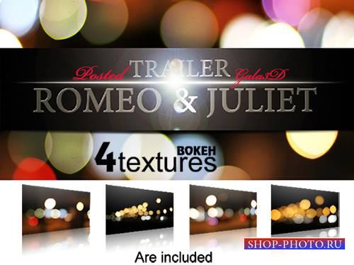 Проект - Romeo и Juliet для After Effects