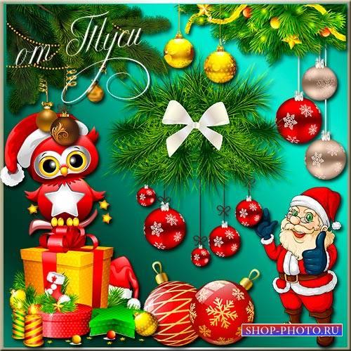 Клипарт - Рождественская история