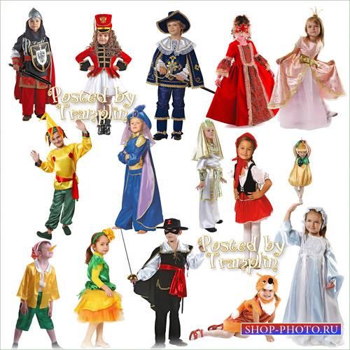 Праздничные костюмы для детей  – Новогодний наряд