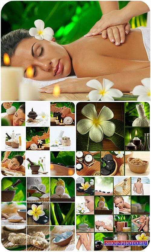 Спа процедуры, уход за телом, аромотерапия и массаж / Spa treatments, body  ...