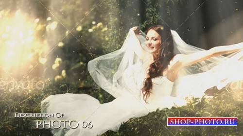 Проект - Golden Wedding - After Effects (Videohive)