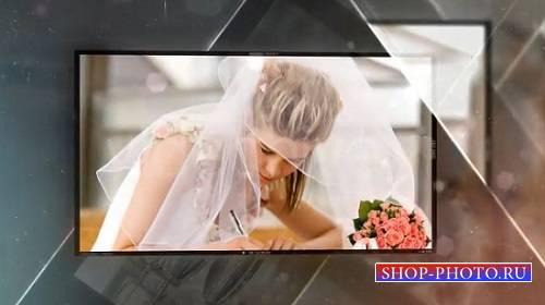 Glossy Wedding - проект для After Effects