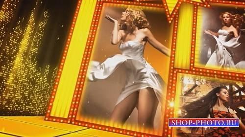 Проект VideoHive - Retro Club Party Promo