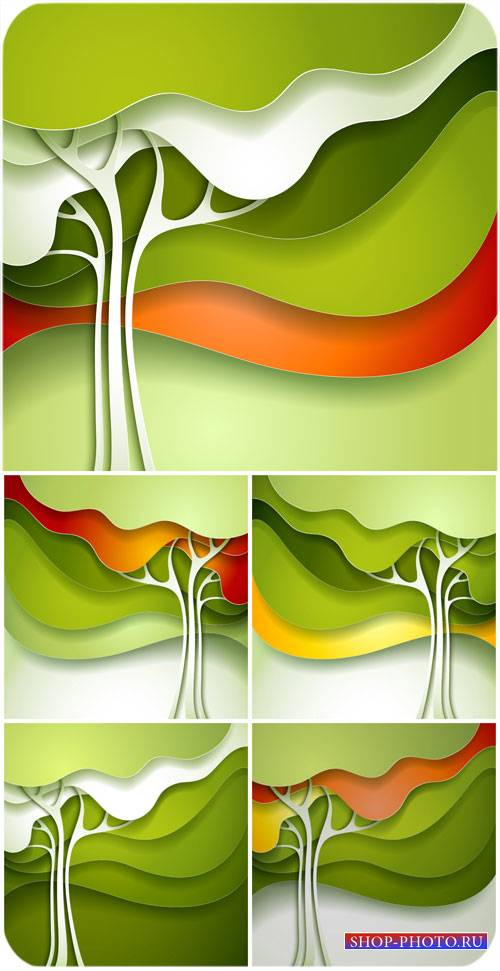 Абстракция в векторе backgrounds abstract vector