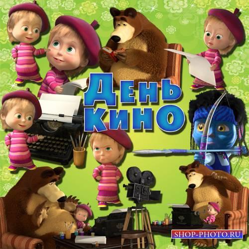 Детские стихи о героях кино и мультфильмов