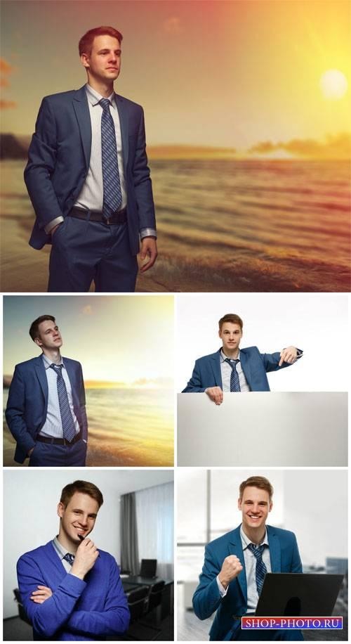 Мужской сток фото / Male stock photos