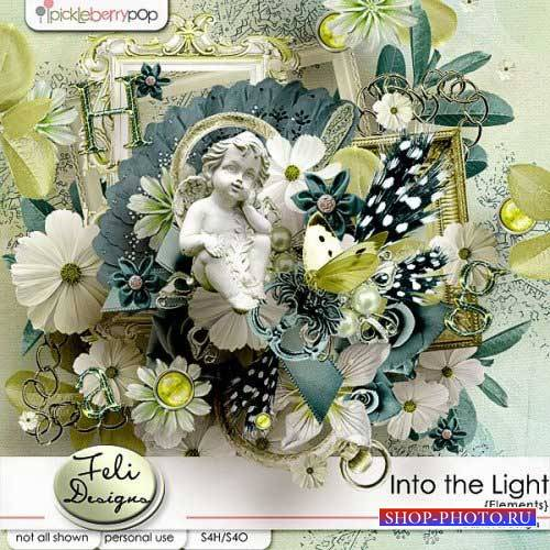Романтический скрап-комплект - Into the light