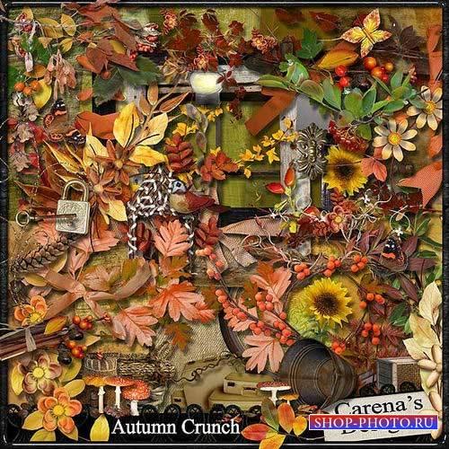Осенний скрап-комплект - Осенний шелест
