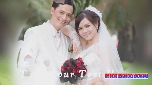 Свадебный проект для ProShow Producer - Свадебная роза