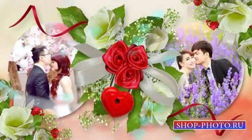 Свадебный проект для ProShow Producer - Зелёная Свадьба