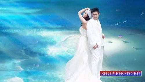 Свадебный проект для ProShow Producer - Свадьба двух