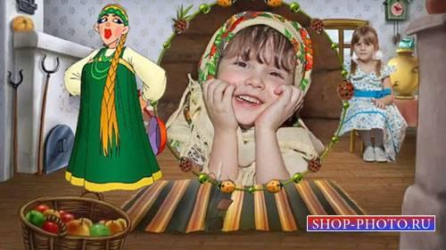Детский проект для ProShow Producer - Деревенское лето