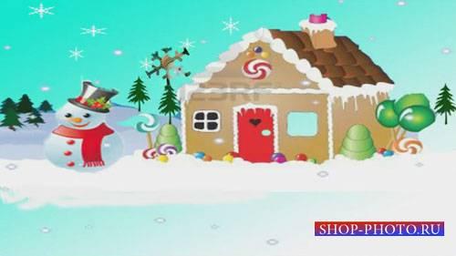 Новогодний проект для ProShow Producer - С Наступающим Новым годом!