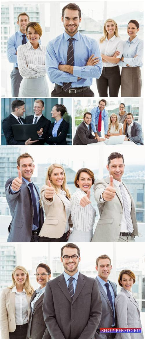 Business team, business people - stock photos
