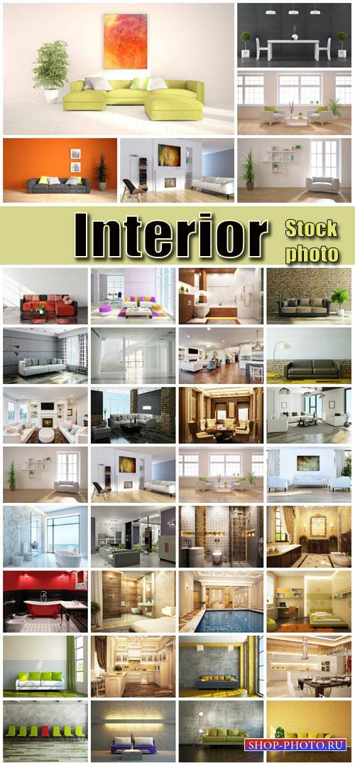 Beautiful interior # 5 - stock photos