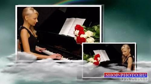 Романтический проект для ProShow Producer - Беги по небу