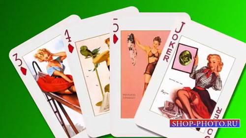 Проект для ProShow Producer - Покер