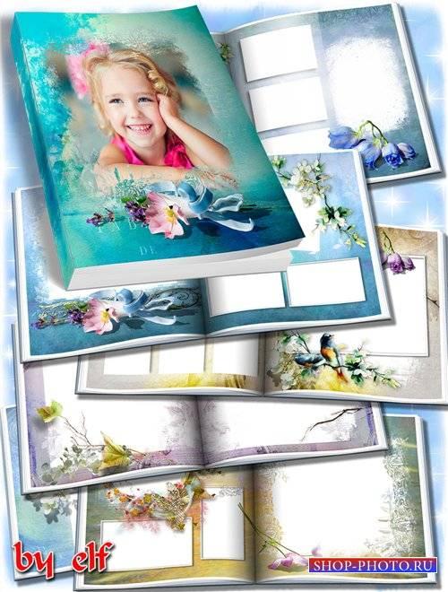 Фотоальбом - Весна в окно стучится