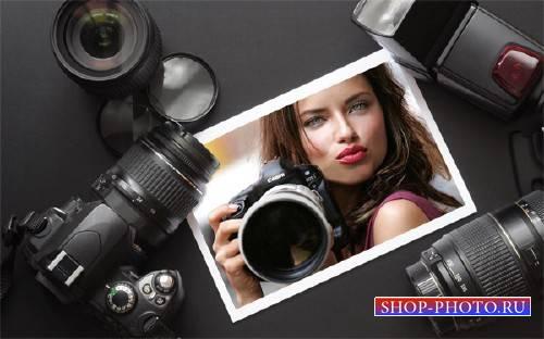 Рамка для фотографии - Фотограф