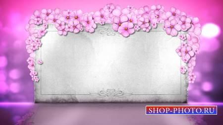 Футаж - Цветочные аксессуары