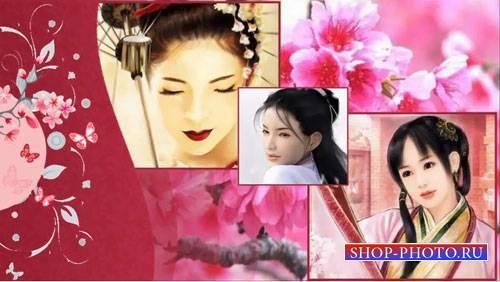 Проект для ProShow Producer - Япония