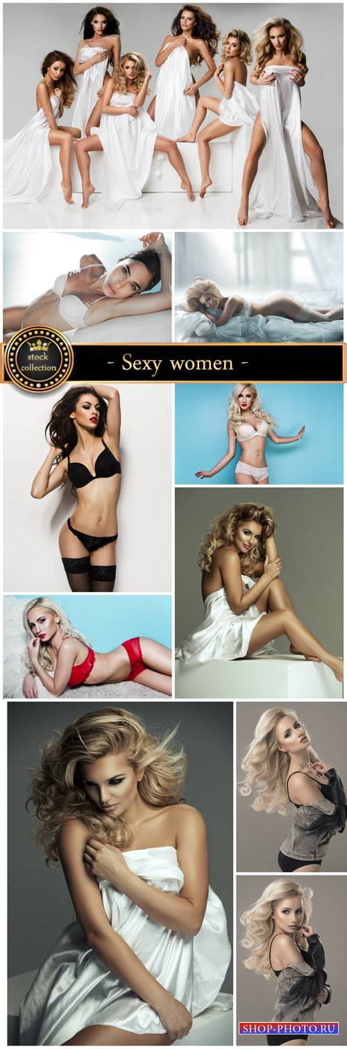 Sexy women # 7 - stock photos
