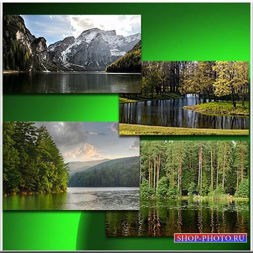 Необычайное творчество природы - Клипарт