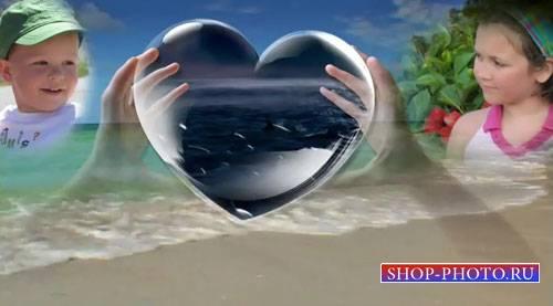 Морской проект для ProShow Producer - Эх,море