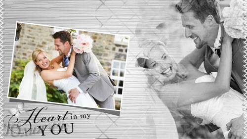 Свадебный проект для ProShow Producer - Свадебное фото