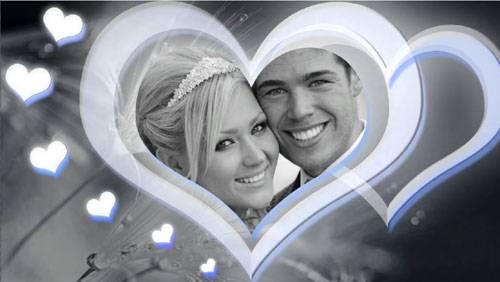 Романтический проект для ProShow Producer - Моя свадьба