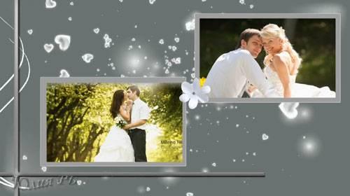 Свадебный проект для ProShow Producer - Свадебная галерея